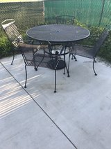 Patio Furniture in Temecula, California