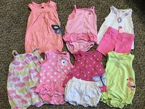 9 Month outfit lot in Perry, Georgia