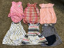 Girls 9 Month outfit lot in Perry, Georgia