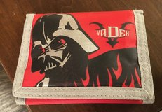 Darth Vader Tri-Fold Wallet in Aurora, Illinois