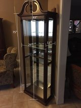 Display Cabinet in Vacaville, California