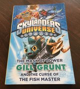 Skylanders Gill Grunt Book in Joliet, Illinois