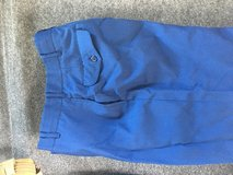 Blue trousers size 32s in Okinawa, Japan