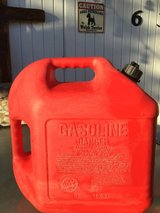 5 gal gas container in 29 Palms, California