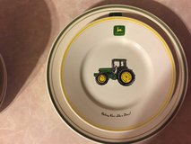John Deere plates,bowls, small plates and big plates in Fort Rucker, Alabama