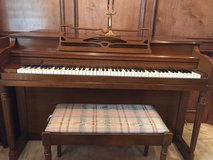Reduced - Beautiful Aeolian Piano with bench. in Kingwood, Texas