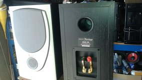 (PRICE DROP!!!!) Advent Heritage model 200 speakers (PRICE DROP!!) in Joliet, Illinois