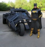 We are looking for people who want to walk in the Parade with the Batmobile. in Ramstein, Germany