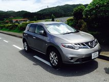 2011 Nissan Murano XL in Okinawa, Japan