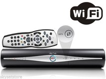 SKY PLUS+ HD BOX WIFI 500GB WPS DRX890WL WITH BUILT IN WIRELESS (WIFI) 2015 Model Satellite Rece... in Ramstein, Germany