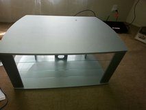 """55"""" TV entertainment stand in Fort Rucker, Alabama"""