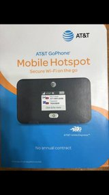 AT&T Go Phone Mobile hotspot in Perry, Georgia