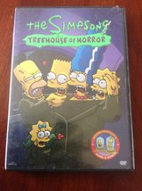 The Simpsons Treehouse of Horror Dvd in Fort Riley, Kansas