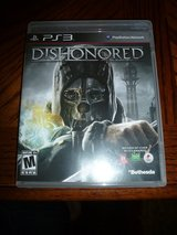 PS3 Game Dishonored in Ramstein, Germany