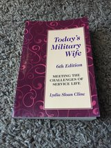 Today's Military wife 6th edition in El Paso, Texas