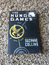 The hunger games book in El Paso, Texas
