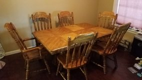 7 peace dining room set in Fort Irwin, California