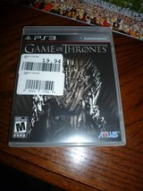 PS3 Game - The game of thrones in Ramstein, Germany