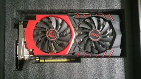 Msi gtx 960 4gb gaming card in Hinesville, Georgia