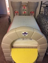 Princess Castle Twin Bed in Travis AFB, California