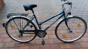 German Winora ladies bike in Ramstein, Germany