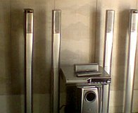 SURROUND SOUND SYSTEM with DVD JVC! in Fort Knox, Kentucky