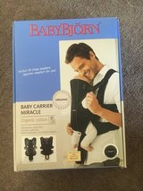 Babybjorn organic baby carrier in Yucca Valley, California