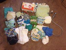 Mostly new cloth diaper LOT in Yucca Valley, California