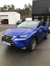 2015 LEXUS NX300h FWD preowned - Low mileage in Ramstein, Germany
