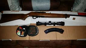 Ruger 10/22 w/accessories in Fort Carson, Colorado