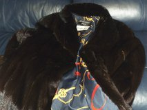 Fur Coat Mink Christian Dior in DeKalb, Illinois