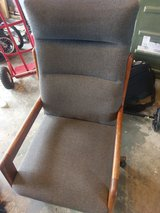 Upholstered Rolling Office Chair in Fort Campbell, Kentucky