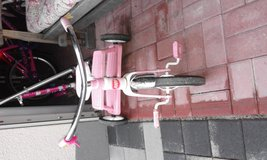 Pink RadioFlyer Tricycle in Ramstein, Germany