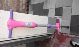 Pink Pogo Stick in Ramstein, Germany