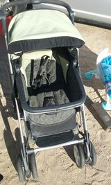 silver cross stroller/ bassinette in 29 Palms, California