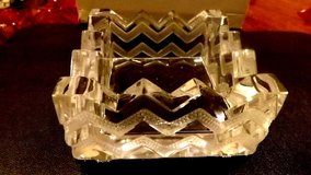 LaLique Soudan Ashtray Dish Bowl in DeKalb, Illinois