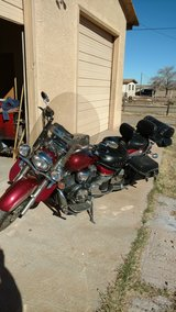 2008 Yamaha V-star 1300 in Alamogordo, New Mexico