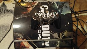 Call of duty playstation 3 with controller in Sanford, North Carolina