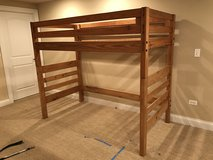 This End Up youth children kids bedroom furniture loft bed dresser bookcase desk in Naperville, Illinois