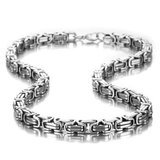 """***REDUCED***BRAND NEW***AWESOME 8mm 21"""" Long Mechanic Style Men's Necklace in Houston, Texas"""