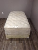 ComfortCare Restonic Twin Mattress w/Box Spring in CyFair, Texas