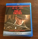 Public Enemies Blu-Ray & Digital Copy in Bolingbrook, Illinois