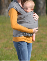 SnuggBugg baby wrap carrier in Fort Benning, Georgia