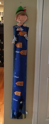 Plush Neverland Growth Chart in Naperville, Illinois