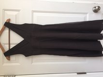 Brown, silk J. Crew dress - worn once in bookoo, US