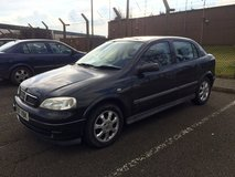 2001 Vauxhall Astra in Lakenheath, UK