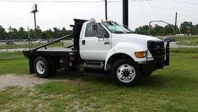 2004 ford f-650 in Houston, Texas