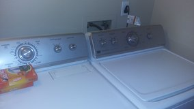 MayTag Washer and Dryer Set in Fort Carson, Colorado