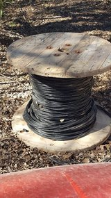 #4 aluminum 3 strand wire. in Houston, Texas