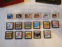 3DS and DS games in Okinawa, Japan